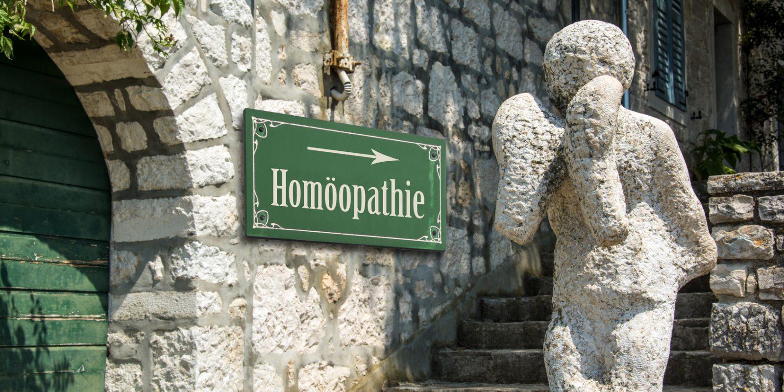 Qu'est-ce que l'homéopathie?